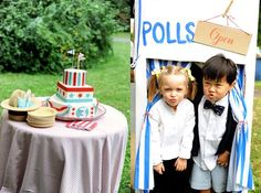 election day party for kids