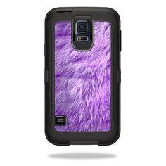 Skin Decal Sticker for OtterBox Defender Samsung Galaxy S5 Case Furry #MightySkins