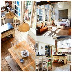 Feature Friday - Nina Proudman's Offspring Apartment