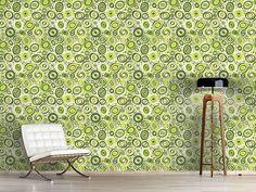 Design #Tapete Ellipso Verde