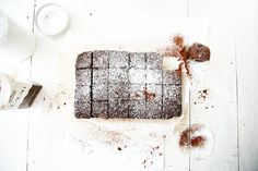 easy chocolate brownie (school holiday version) « life by the sea life by the sea