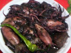 Adobong Pusit (Squid) Recipe   Kusina ni Master