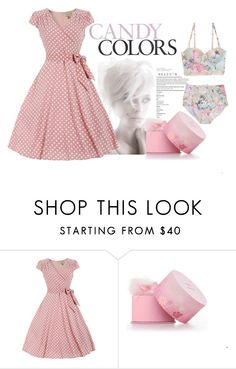 """VINTAGE ♥"" by menina-ana ❤ liked on Polyvore featuring Munro American, OKA, Elizabeth Arden and vintage"