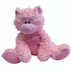 """Snuggles 18"""" Large Pink Stuffed Teddy Bear Snuggle Stuffs https://www.amazon.com/dp/B01MUF2FX0/ref=cm_sw_r_pi_dp_U_x_HMRuAbMMKR90T"""