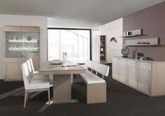 Salle manger moderne table carr design salon for Salle a manger gaverzicht