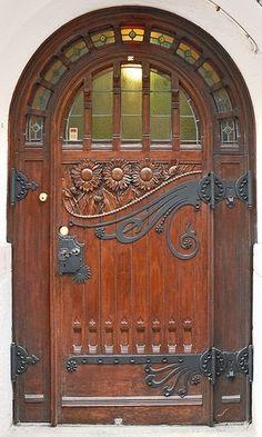Beautifyl door..