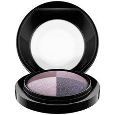 Mac Great      Beyond Mineralize Eye Shadow Quad (£15) ❤ liked on Polyvore featuring beauty products, makeup, eye makeup, eyeshadow, glitter, great beyond, mac cosmetics eyeshadow, mineral eye makeup, mineral eye shadow and mac cosmetics