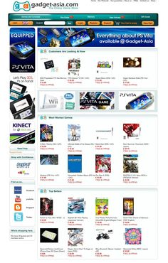 Projecto desenvolvido pela Navega Bem Web Design - Madeira island! http://www.gadget-asia.com/