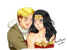 Diana and Steve