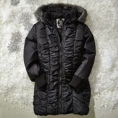 Take a look at the Shiver-Proof: Girls' Coats & Sweaters event on zulily today!