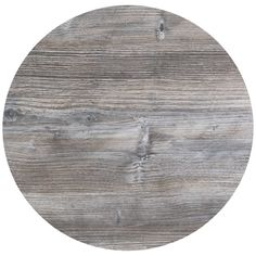 "Introduce a simple yet distinctive decor to your trendy restaurant with the BFM Seating DW45R Midtown 45"" laminate round indoor tabletop! It features an attractive driftwood finish that will bring a unique and old-fashioned look to your business with its earthy, rustic woodgrain design. In addition to its rustic charm, this 1 7/8"" thick tabletop boasts a honeycomb core that provides excellent durability in a lightweight frame. <br><br> Plus, the laminate exterior ma..."