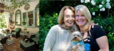 Diana Basehart and Tipper Gore (board member and supporter of the Diana Basehart Foundation), with Nell, mascot of the foundation in the center. Al Gore, Board Member, Diana, Foundation, Couple Photos, Couples, Couple Shots, Couple Photography, Couple