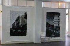 Peintures Fabrice Violante - Galerie 1/52 ubain
