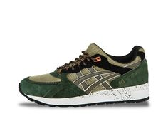GEL-Lyte Speed | Olive/Duffel Bag | ASICS Tiger United States