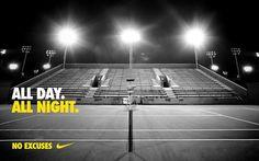 Nike Tennis Quotes Wallpaper