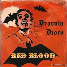 Dracula Disco - Red Blood
