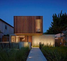 TAT House by Fleetwood/Fernandez Studio Architects California #Usa ... by modern.architect