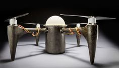 CRACUNS, Underwater Drone, Unmanned Underwater Vehicle, Futuristic Technology, Unmanned Aerial Vehicle, Johns Hopkins University
