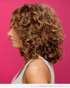 medium wavy hairstyles 2014 - Google Search