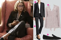 Madam Secretary Style   SharpHeels