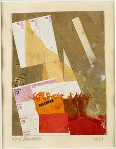 """""""My name is Kurt Schwitters… I am an artist and I nail my pictures together."""" Mz 410 irgendsowas (something or other) 1922 Collage (Difficult) c. 1942-43 Collage Blauer Vogel 1922 Collage Oor…"""
