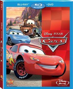 Cars Blu-ray & DVD
