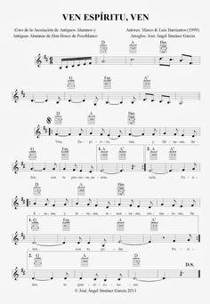 Music Chords, Violin Sheet Music, Adrian Romero, Music Worksheets, Gospel Music, Musicals, Tablature, Easy Piano Sheet Music, Lyrics And Chords