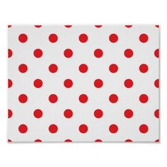 Search for customizable Red posters & photo prints from Zazzle. Red Dots, Kidsroom, Paper Art, Posters, Luxury, Stylish, Prints, Design, Bedroom Kids