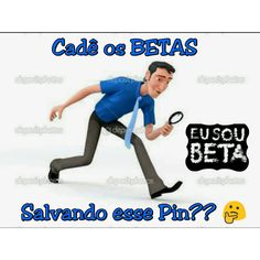 Ajuda aéêè Betas!! #BetaLab Salve esse PIN!! #cade #ajuda