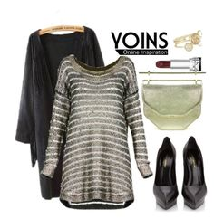 """yoins"" by elly-852 ❤ liked on Polyvore featuring Ted Baker"