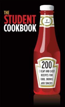The Student Cookbook: 200 Cheap and Easy Recipes for Food, Drinks and Snacks (Cookery): NICOTEXT: 9789185449118: Amazon.com: Books