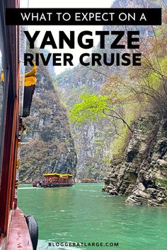 Don't let the brochures fool you, this post covers what it really looks like along China's mighty Yangtze River!  I just took a three-night cruise and was a little surprised by the first two days, and learned A LOT about the pluses and minuses of the Three Gorges Dam. A must-read before you book your Yangtze River cruise!  #YangtzeRiverCruise #Chinatravel #cruise