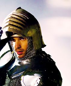 The irresistable knight. Dark, brooding and unattainable.