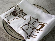 Coffee Lovers Floursack Towel