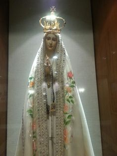 Fatima at Cathedral of the Incarnation, Nashville TN