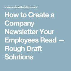 employee newsletter ideas internal newsletter content suggestions