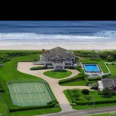 -My house in the beach..