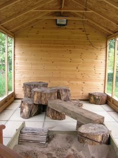Outdoor Accommodation -