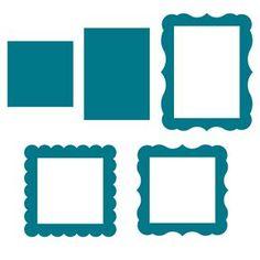 Frames Convertibles Set   AccuCut Craft