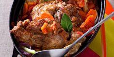 Épaule d'agneau confite au thym 20 Min, Turkey, Beef, Food, Meat, Food Recipes, One Pot Meals, Ox
