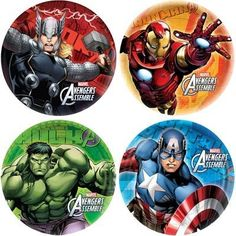 Captain America Birthday Party Supplies - visit to grab an unforgettable cool Super Hero T-Shirt! Avengers Birthday, Batman Birthday, Superhero Birthday Party, Captain America Party, Captain America Birthday, Iron Man Party, Iron Man Birthday, Party Supplies, Topper
