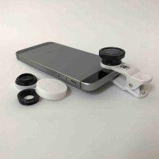 WNF lens clip voor smartphone (3-in-1)   #gift #wanted #wishinglist #verlanglijst #cadeau #kado #boenderpint