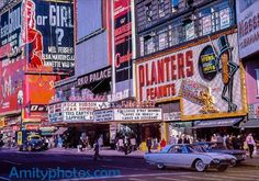 times square  1960