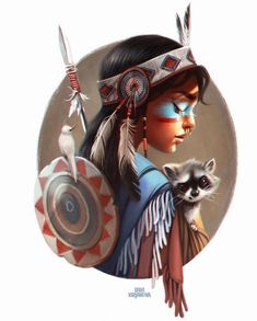 Native Girls, Native American Girls, American Indian Art, Native American History, Native American Clothing, American Symbols, American Women, American Indians, Cute Cartoon Characters