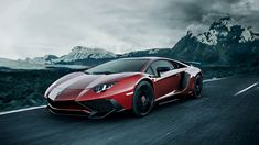 Lamborghini Aventador SV's New Rear-Wheel Steering Comes up with a new Look