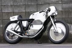 車坂下 MOTO CYCLE/1996 SR400/No.023