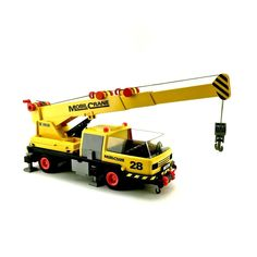 Playmobil Truck Crane 3761 Geobra 1981 Vintage Toys VGC construction building Building Toys, Pre School, Crane, Vintage Toys, Construction, Trucks, Playmobil, Building, Old Fashioned Toys