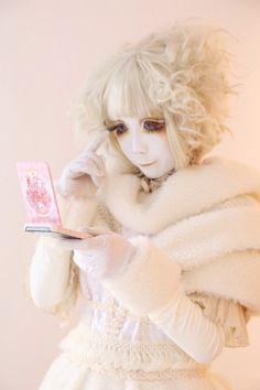 Harajuku Fashion, Japan Fashion, Kawaii Fashion, Lolita Fashion, Couture Fashion, Artists And Models, Cute Costumes, Japanese Street Fashion, Moda Fashion