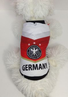GermanySoccer Pet T-Shirt -- RUBY MUST HAVE THIS!