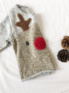 What Archie Wore: Christmas Jumper Christmas Jumpers, Baby Style, Archie, How To Wear, Fashion, Moda, Fashion Styles, Fasion